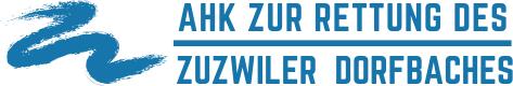 Ad-hoc Komitee zur Rettung des Zuzwiler Dorfbaches